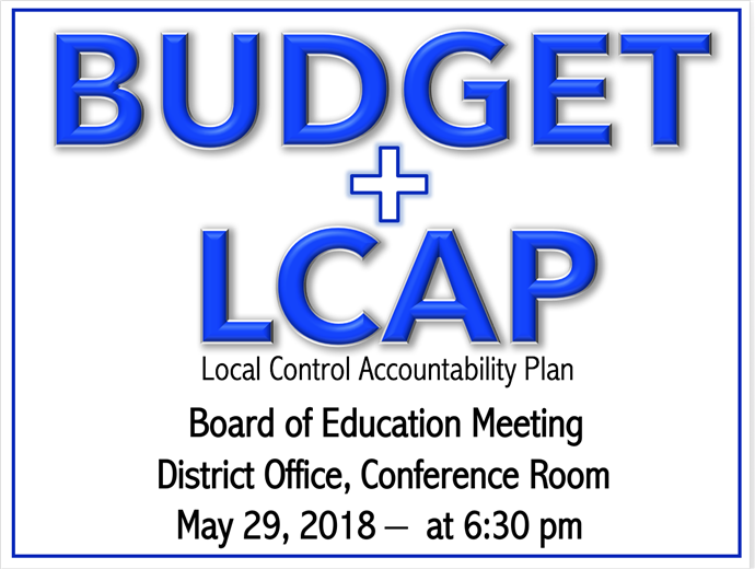 Meeting on Budget and LCAP
