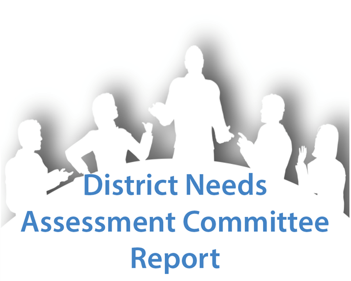 District Needs Assessment Report
