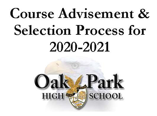 Course Advisement for 2019-20