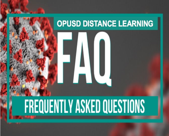 Distance Learning FAQs for Parents