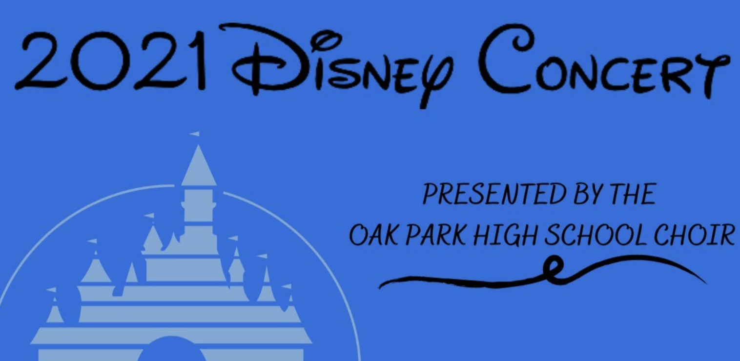 OPHS Disney Choir Concert