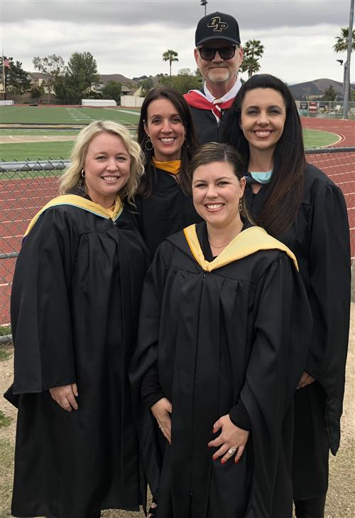 Counselors - 2018 Graduation