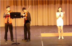 Solo and Violins