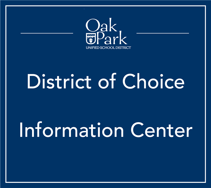 District of Choice Information Center