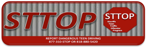 To Report Dangerous Teen Driving - Click Here