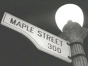 the monsters are due on maple street questions pdf